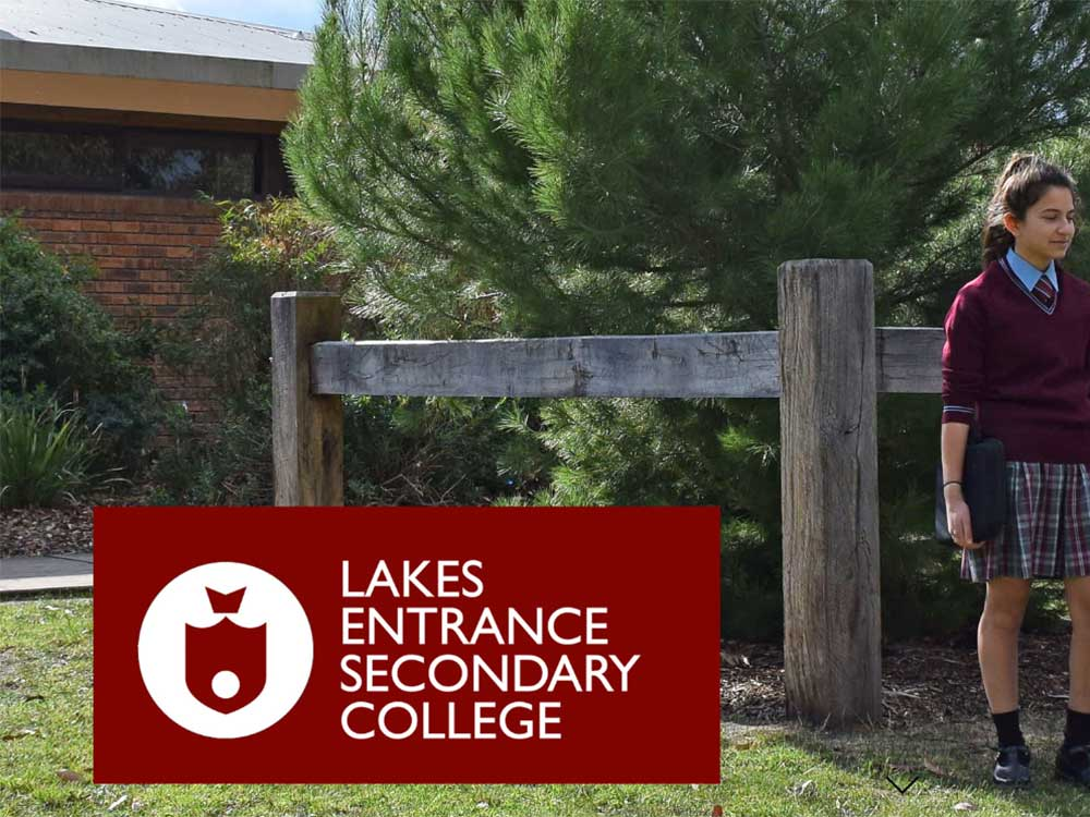 Lakes entrance secondary college