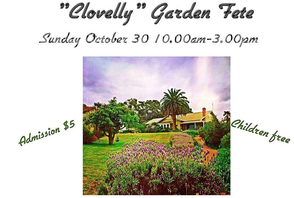 Clovelly Garden Fete
