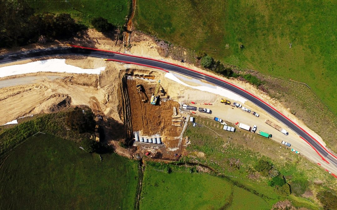 Princes Hwy works update