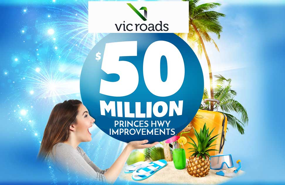 $50 million for Princes Highway East