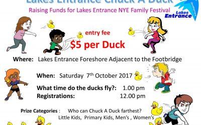 Chuck a Duck