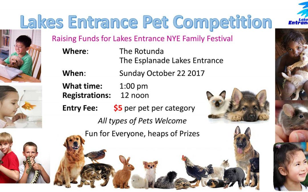 Pet Competition