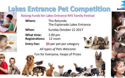 Pet Competition